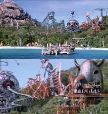 6 Flags Water Park The Scooby Doo Film From 2002 Predicted Tatsu At Six Flags Magic