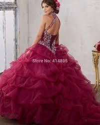 burgundy quince dresses de 15 anos debutante gown cheap gown quinceanera