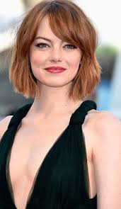 haircut for big cheekbones 15 celebrity hairstyles to slim down your fat face