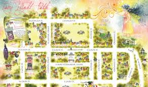 Map Of Ann Arbor Michigan by Fairy Doors U2013 Northville Mi