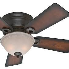 Low Profile Ceiling Fans With Lights And Remote by Low Profile Ceiling Fans U2013 Design For Comfort