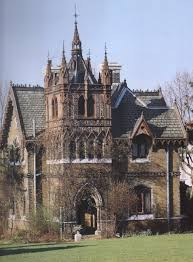 a charming house in the the gothic style a dream home indeed