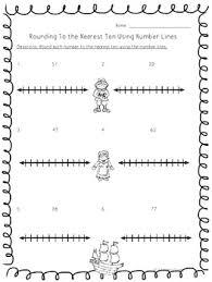 thanksgiving math rounding worksheets by teacher u0027s gumbo tpt