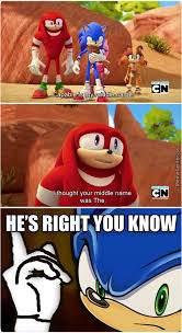 Sonic Boom Meme - sonic the hedgehog this know your meme