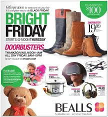 what time does walmart open on thanksgiving bealls black friday 2017 ads deals and sales