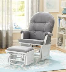 Best Nursery Rocking Chair Chair White Nursery Rocker Baby Chair And Ottoman Comfy Rocking
