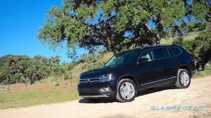 volkswagen atlas 2017 2018 vw atlas first drive a 7 seater suv to dethrone explorer
