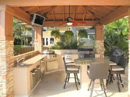 outdoor kitchen pavilion designs 23 best outdoor kitchen ideas