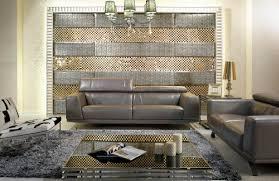 Leather Livingroom Set Leather Modern Sofa Set
