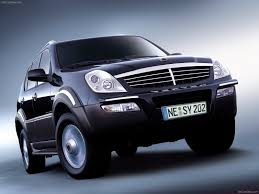 ssangyong rexton 2005 pictures information u0026 specs