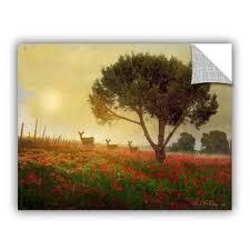 aspen tree wallpaper wayfair