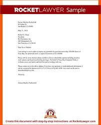 sample business letter format sample business complaint letter