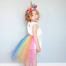 rainbow unicorn costume girls unicorn costume rainbow