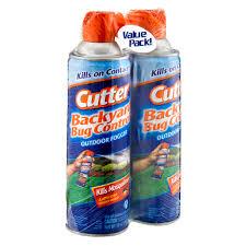 Mosquito Spray For Backyard by Cutter Backyard Bug Control Outdoor Fogger Reviews