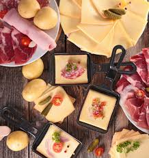 cuisine raclette recette originale fondue raclette et tartiflette ôdélices
