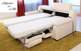 poltrone letto divani e divani divano letto gemellare doppio relax motorizzato scontato promozione