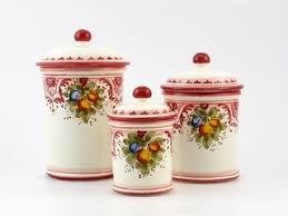 italian kitchen canisters 511 best kitchen canisters images on kitchen canisters