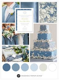blue wedding dusty blue wedding inspiration shutterfly