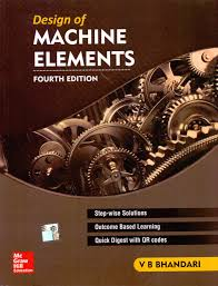 me6503 design of machine elements books lecture notes important