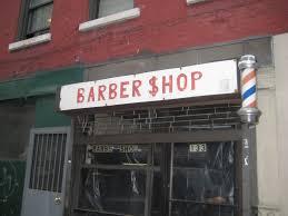barber shop ephemeral new york