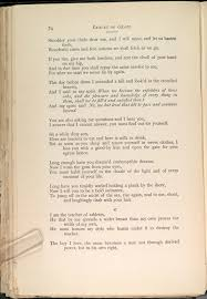 What Are The Lyrics To Blinded By The Light Song Of Myself Leaves Of Grass 1891 92 The Walt Whitman