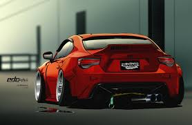 frs scion scion frs vector by edcgraphic on deviantart