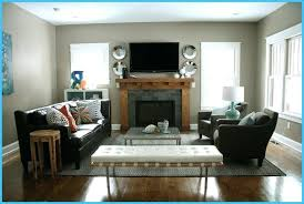 small living room layout ideas tv table with fireplace small living room chair covers ideas layout