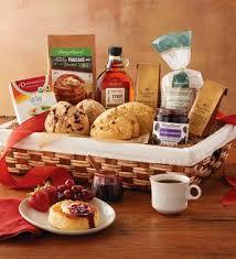 breakfast gift basket gift basket