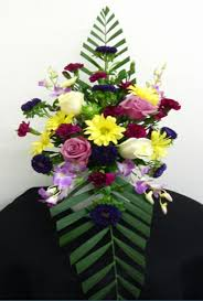 types of flower arrangements academy