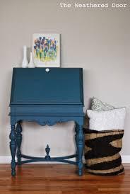 Drop Front Secretary Desk by Best 25 Secretary Desks Ideas On Pinterest Painted Secretary