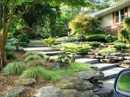 Gravel Backyard Ideas Types Of Red Rock Landscaping Ideas U2014 Home Design And Decor
