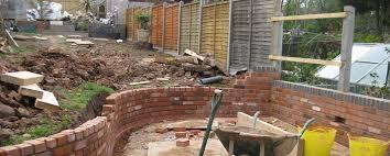 unique decorative garden wall bricks decorative brickwork