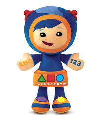 nickelodeon team umizoomi learning adventure plush geo toys