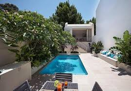 2 small backyard ideas designing chic outdoor spaces with swimming