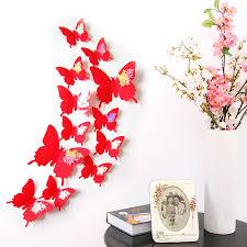 online get cheap kids stencils animals aliexpress alibaba group pcs butterfly vinly wall stickers art