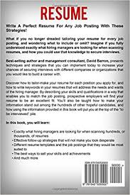 What Is The Best Font For Resumes by Resume The Definitive Guide On Writing A Professional Resume To