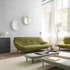 interieur et canapé tendance salon canape moderne design chambre de petit espace