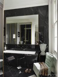 bathroom black and white tile bathroom decorating ideas 12