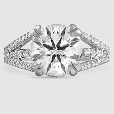 3 carat engagement ring 3 carat rings brilliant earth