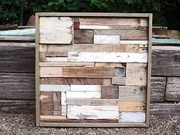 rustic wall decor for decor recycled pallet and reclaimed wood