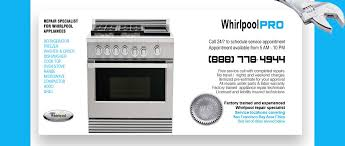 Whirlpool Dishwasher Service Whirlpool Appliance Repair San Francisco Bay Area