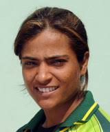 Sidra Ameen | Pakistan Cricket | Cricket Players and Officials ... - 153995.1