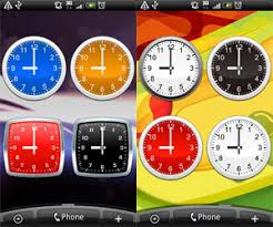 analog clock widgets for android 10 best android clock widgets august 2013 aw center