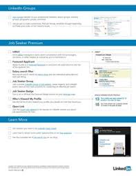 page 1 of 3 linkedin checklist make a profile that employers