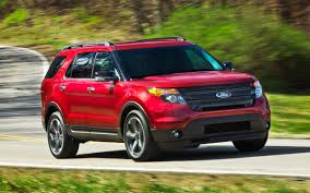 2013 Ford Explorer Sport Trac Weekend Roundup Ford Transit Diesel Ford Explorer Sport Srt