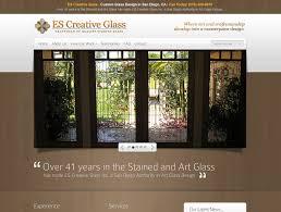 es glass custom glass art glass design stained glass art