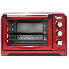 Retro Toaster Ovens Amazon Com Americana Ero 2600r Americana Collection Retro 6 Slice