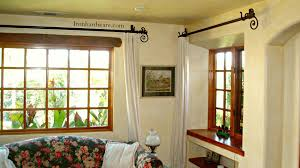 Hotel Drapery Rods Iron Curtain Rods And Drapery Hardware Paso Robles Ironworks