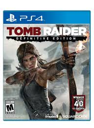 raiders thanksgiving game amazon com tomb raider definitive edition playstation 4