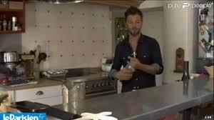 cuisine christophe christophe maé dans sa cuisine pour le parisien septembre 2011